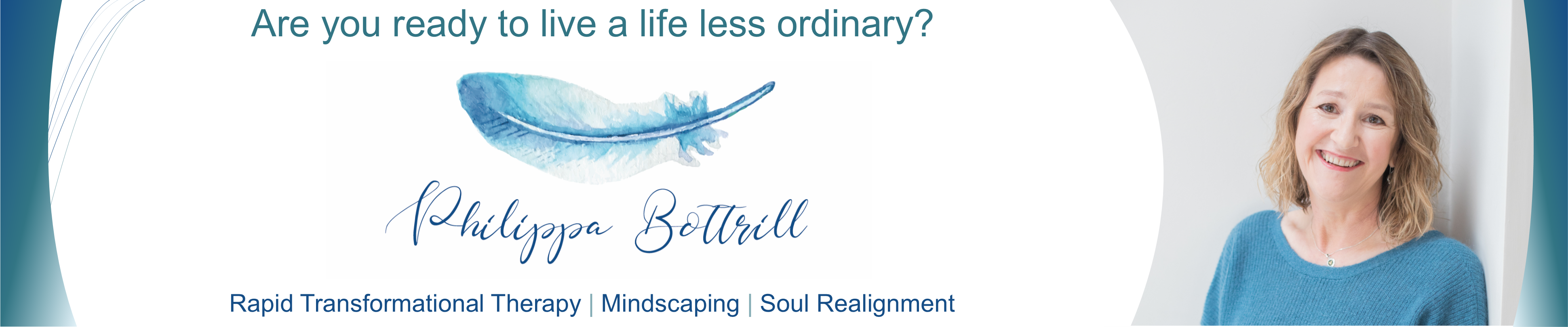 Welcome to Rapid Transformational Therapy with Philippa Bottrill